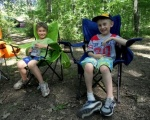 Spring Cabin Camping is April17-19